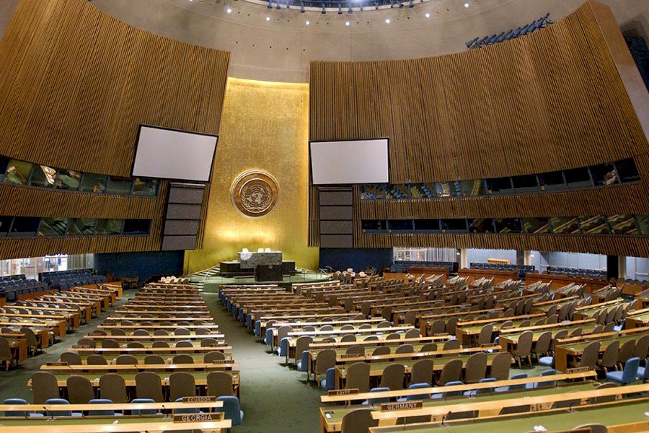 「中華民國」能進聯合國嗎?