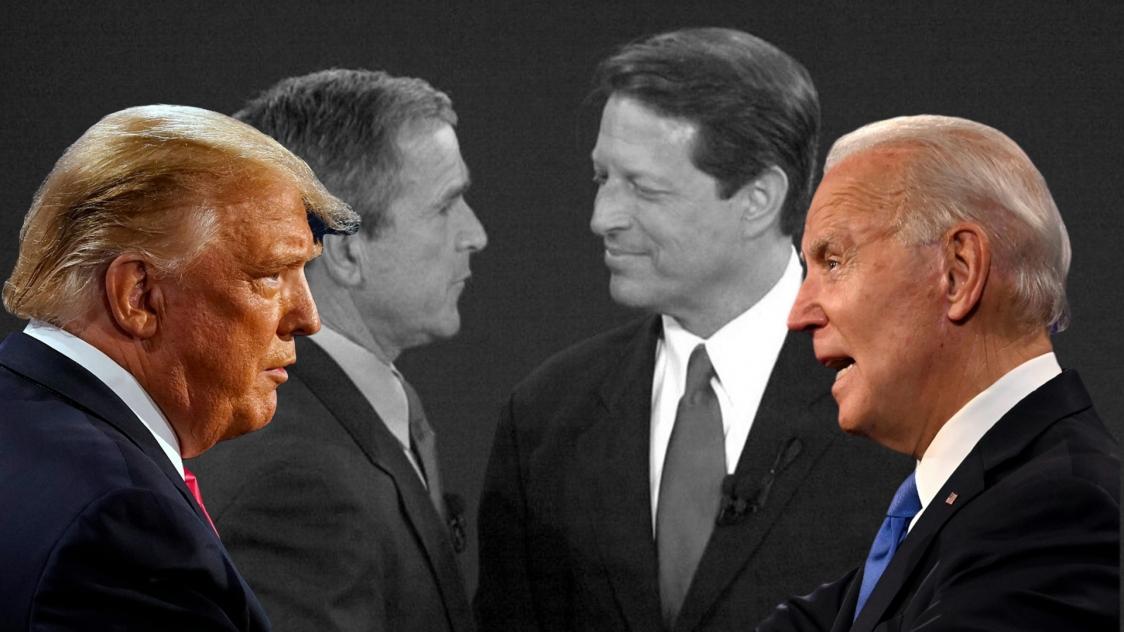 另一次的美國大選爭議
