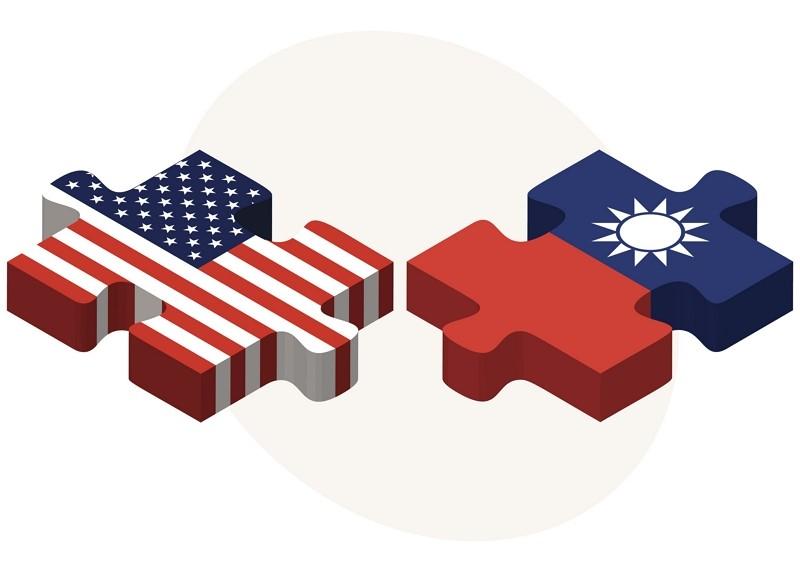 美國為台灣而戰等同為自己而戰