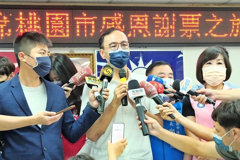 把台灣前途建立在中國的善意上?