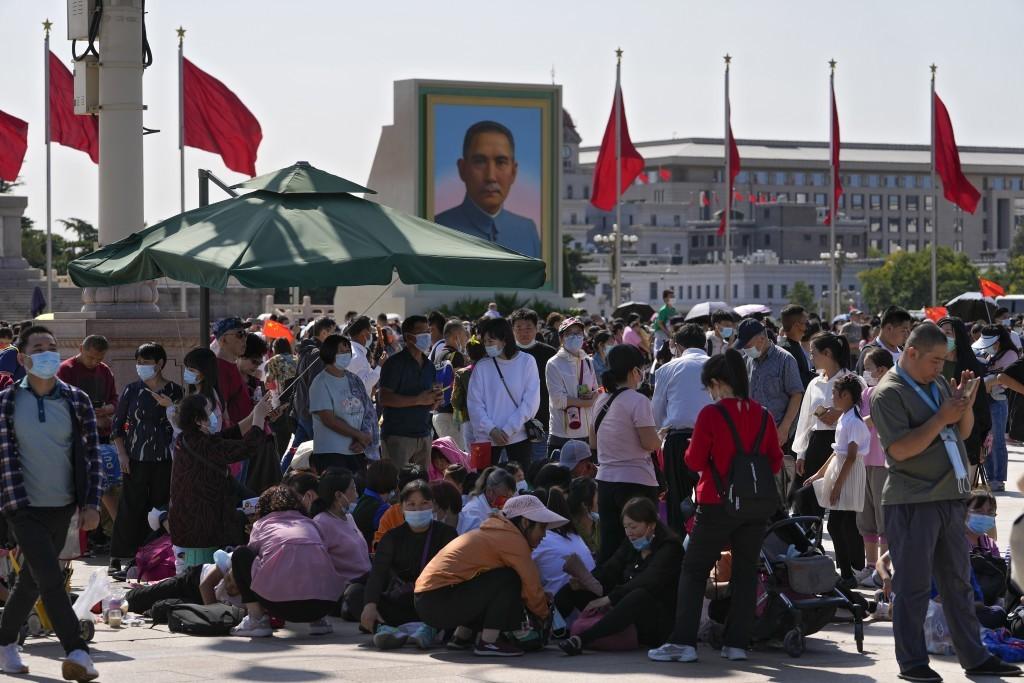 在台灣 中國不得人心