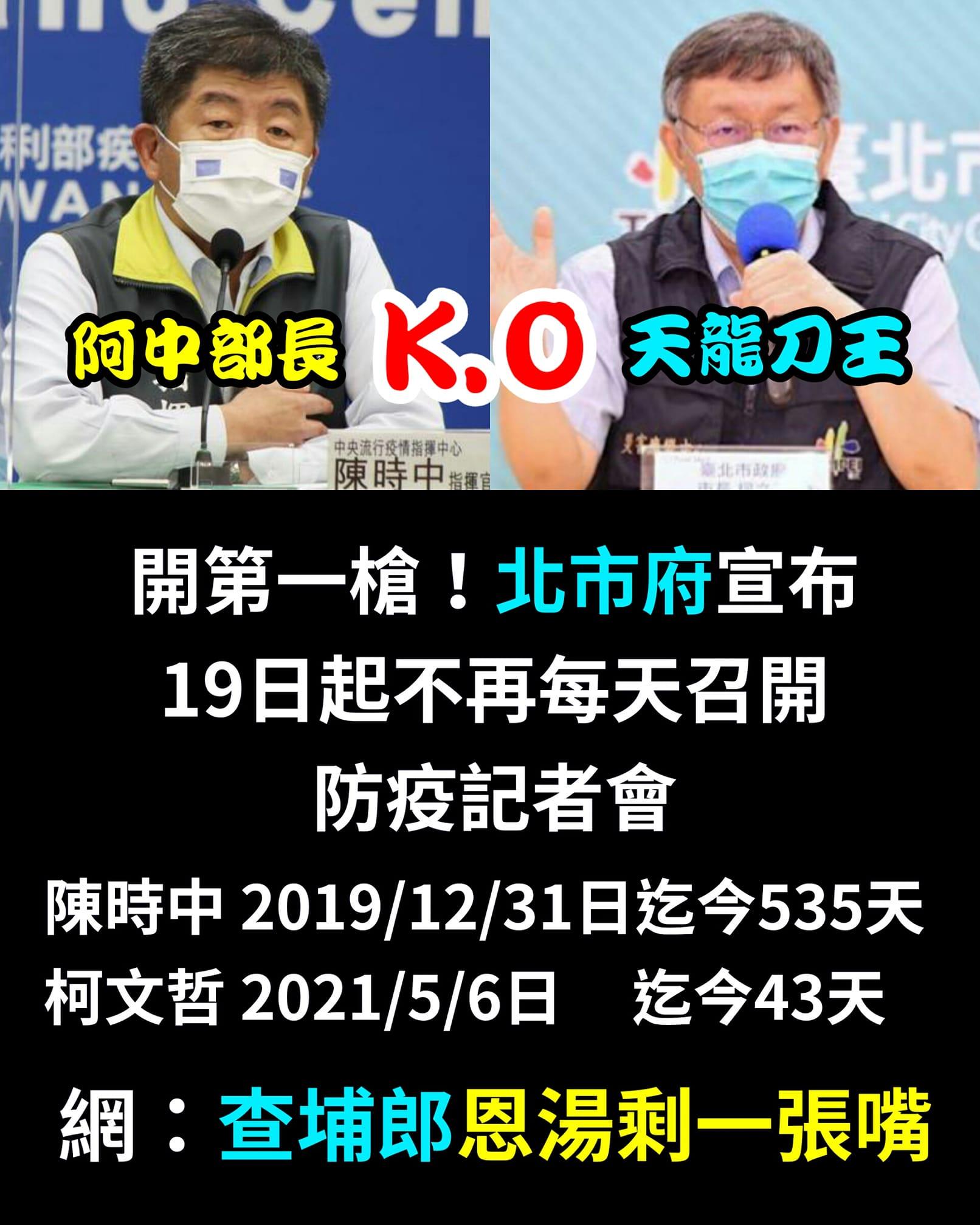 台北市民沒有知的權利?