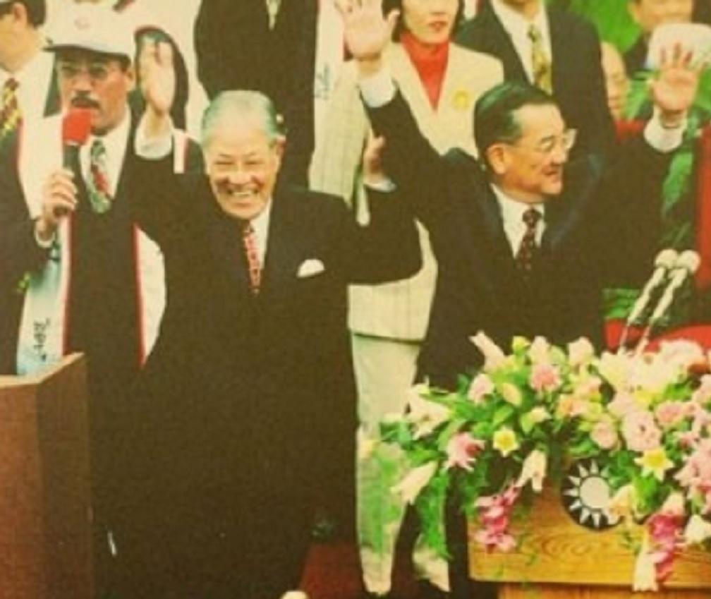 2000年彭明敏寫給李登輝的信