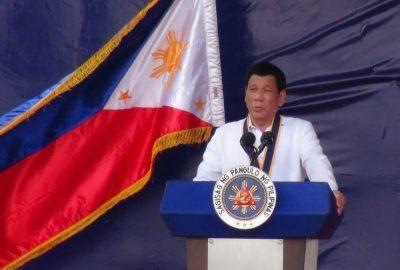 不滿殖民者命名 杜特蒂贊成改菲律賓國名