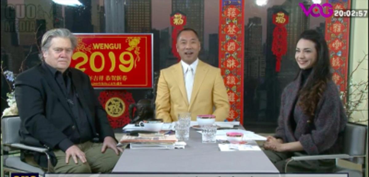 郭文貴曝中國涉台文件 痛批國民黨叛台王八蛋