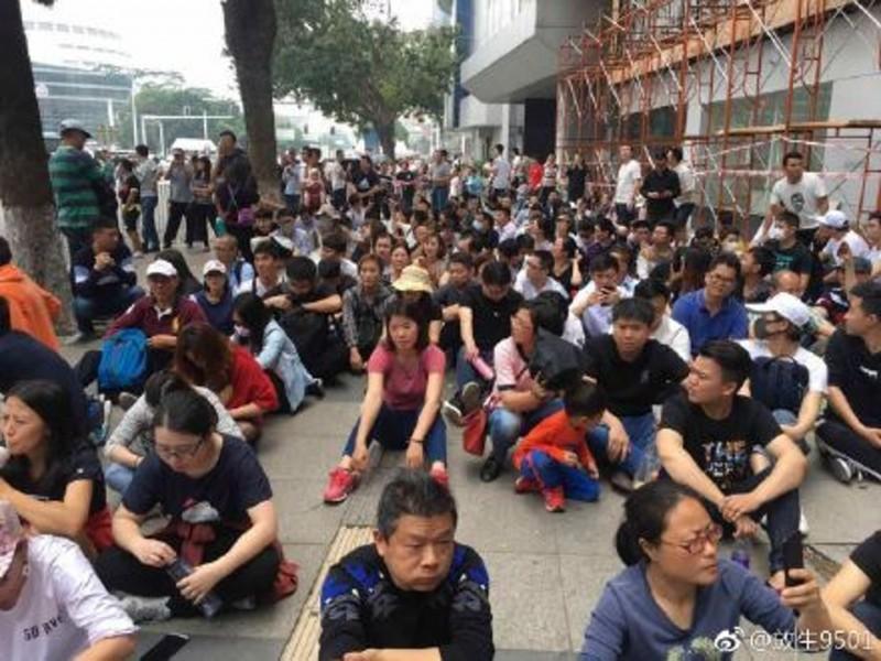 中國「團貸網」倒閉的觀察