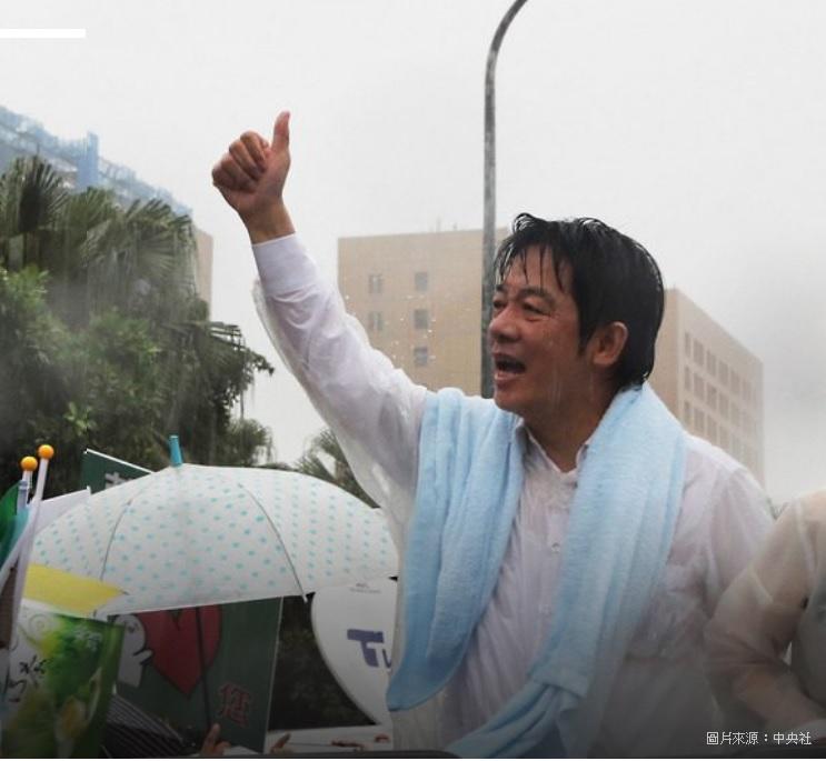 挺台灣救民進黨 陳水扁挺賴清德無悔