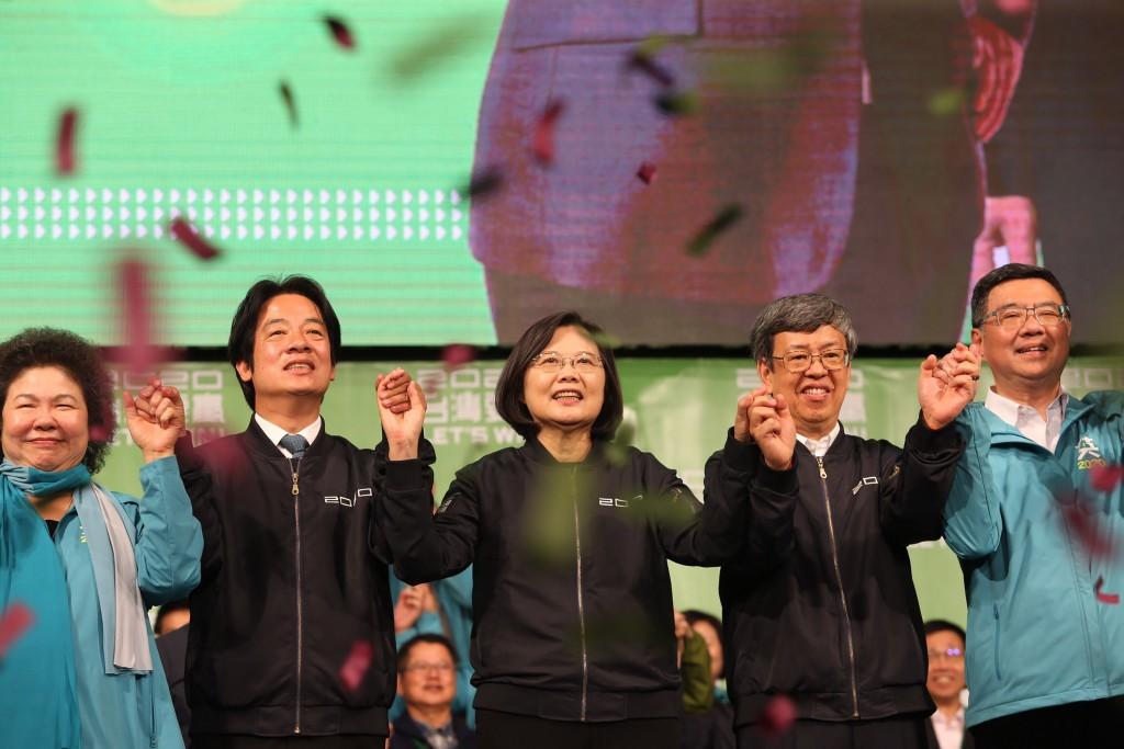 民主的勝利!