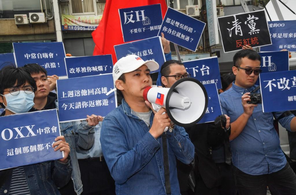 台灣不缺在野黨
