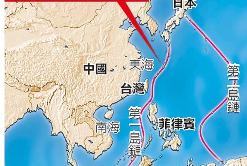 美國在重新定位台灣