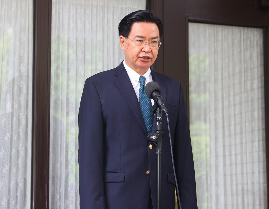 挨打不還手的台灣外交?