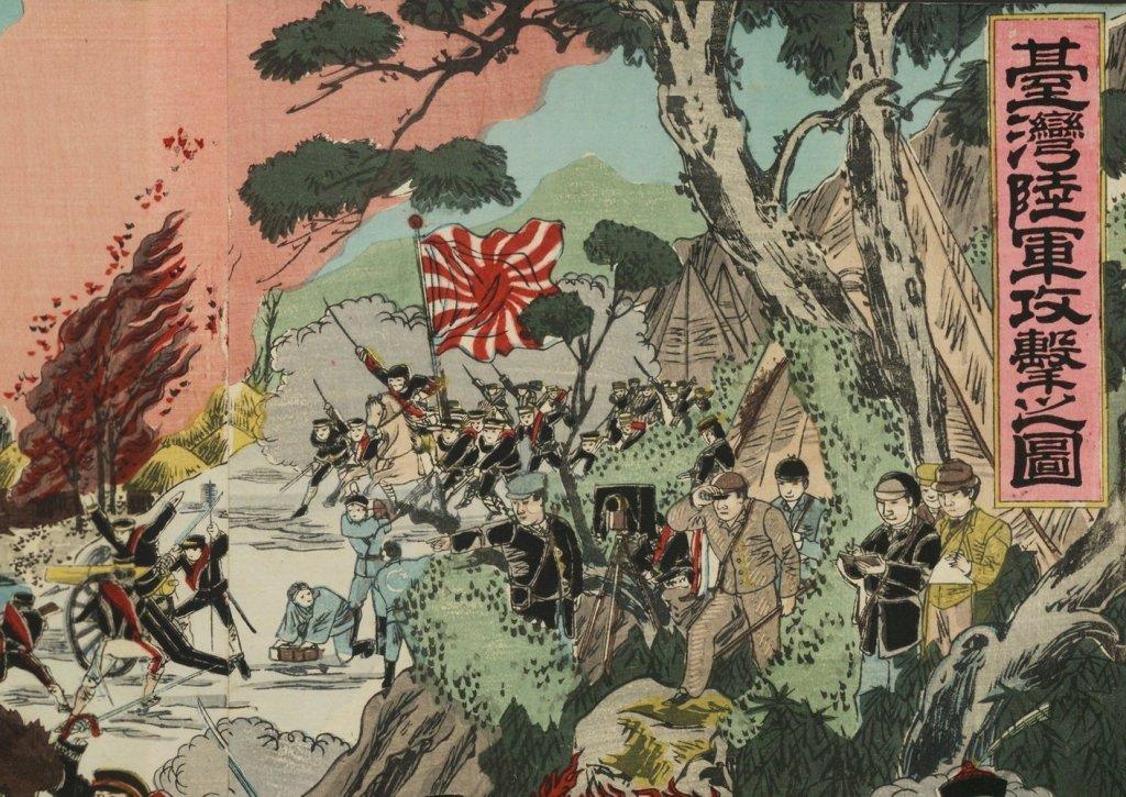 「光復台灣情結」與「驕傲的中國人」