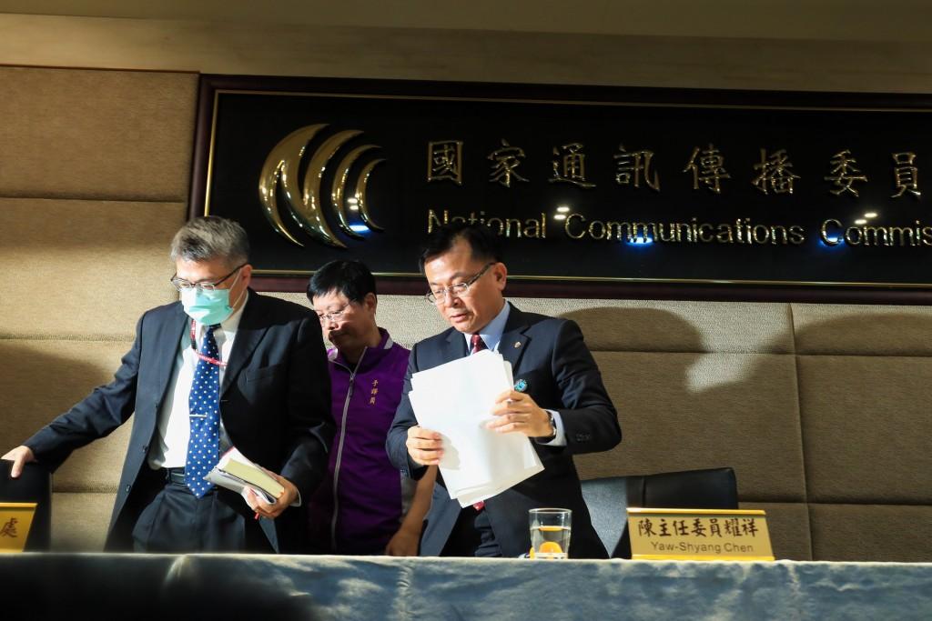給不予中天新聞台換照的台灣NCC按個讚!