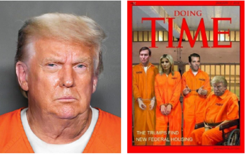 美國媒體炒作,川普是待罪之人