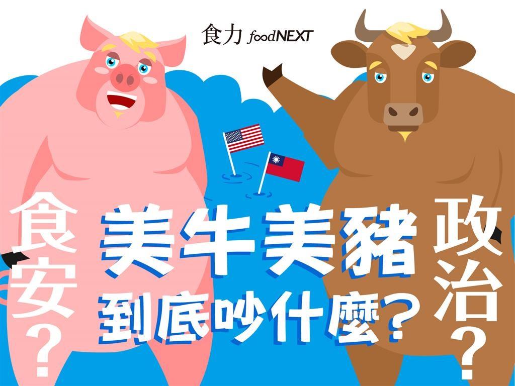 美豬、美牛、瞎掰台灣