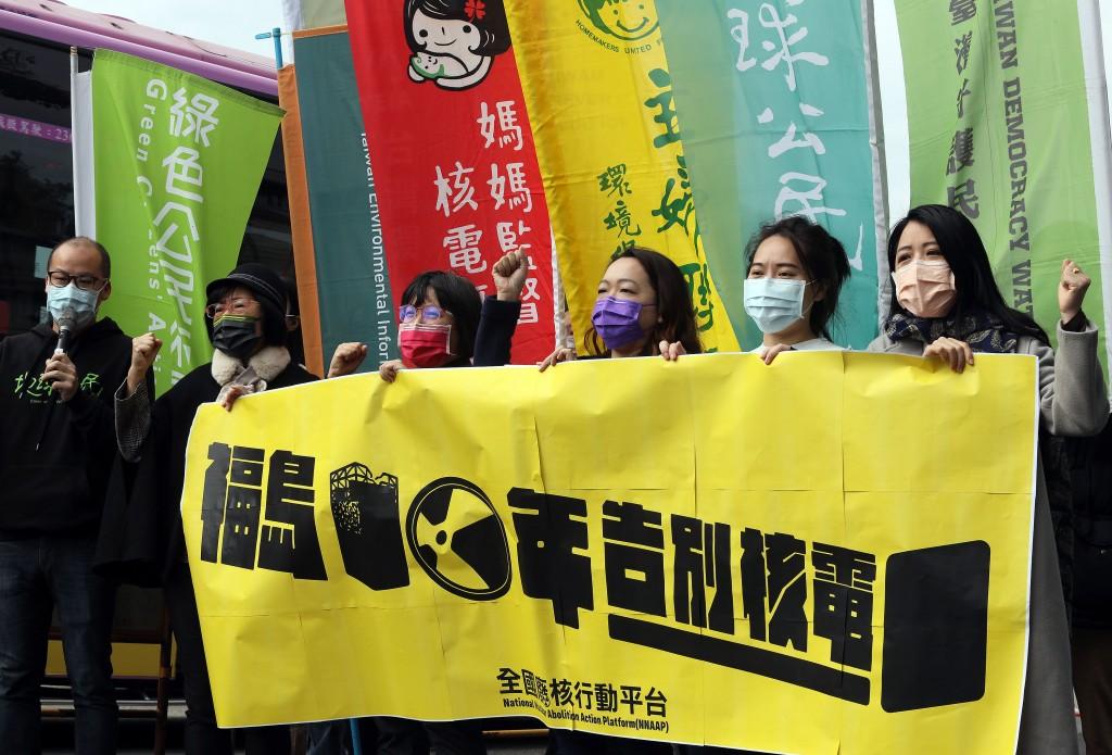江啟臣對台灣核四的睜眼瞎說