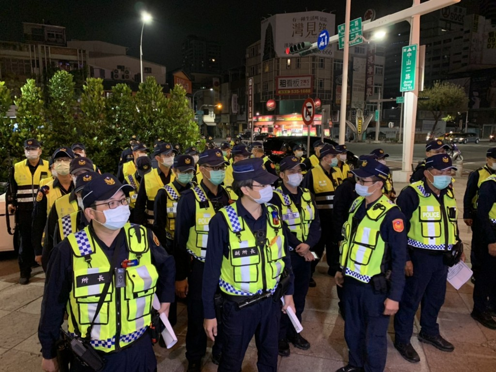 台灣荒唐警察故事何其多