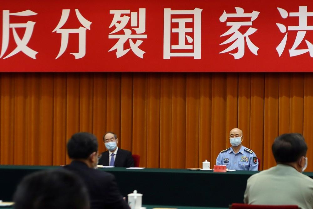 中國憑什麼說要武統台灣