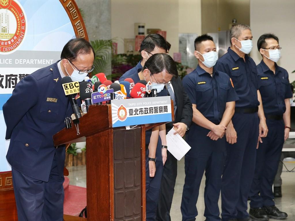 台灣警察柿子挑軟的吃?