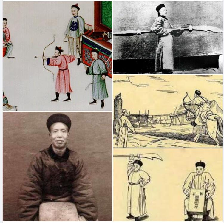 武舉考試,中國古代的奧運