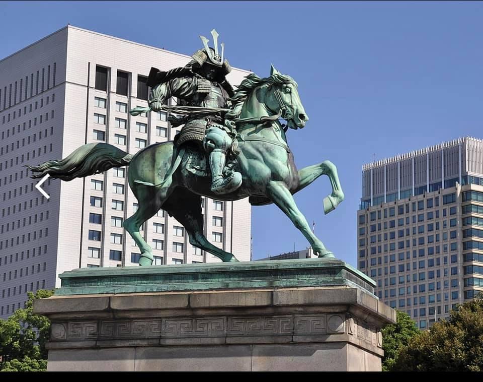 今年日本的防衛白皮書封面原來是「軍神」