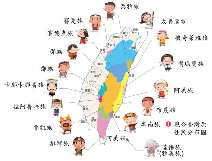 8月1日,台灣原住民族日