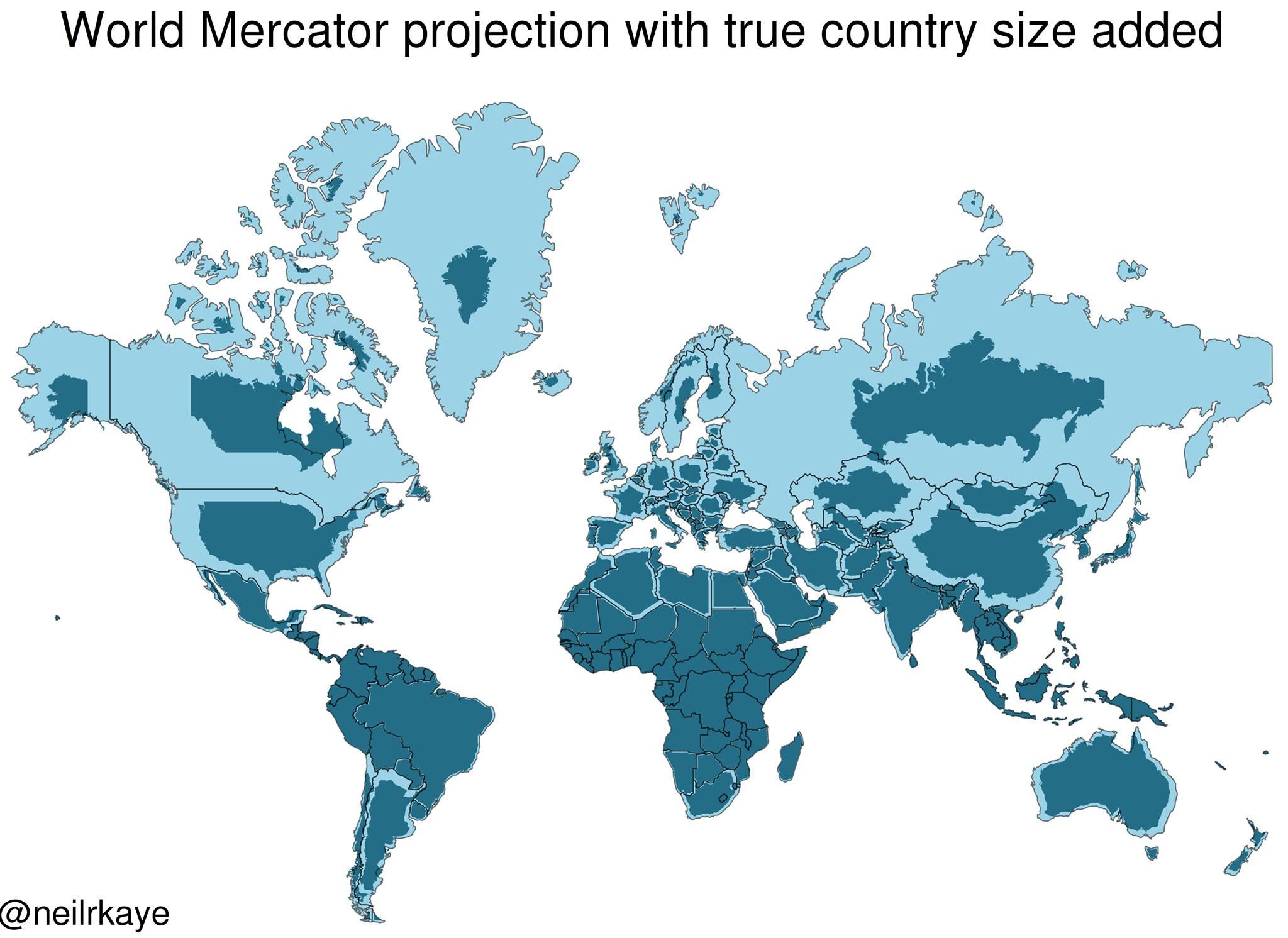 台灣比丹麥還大