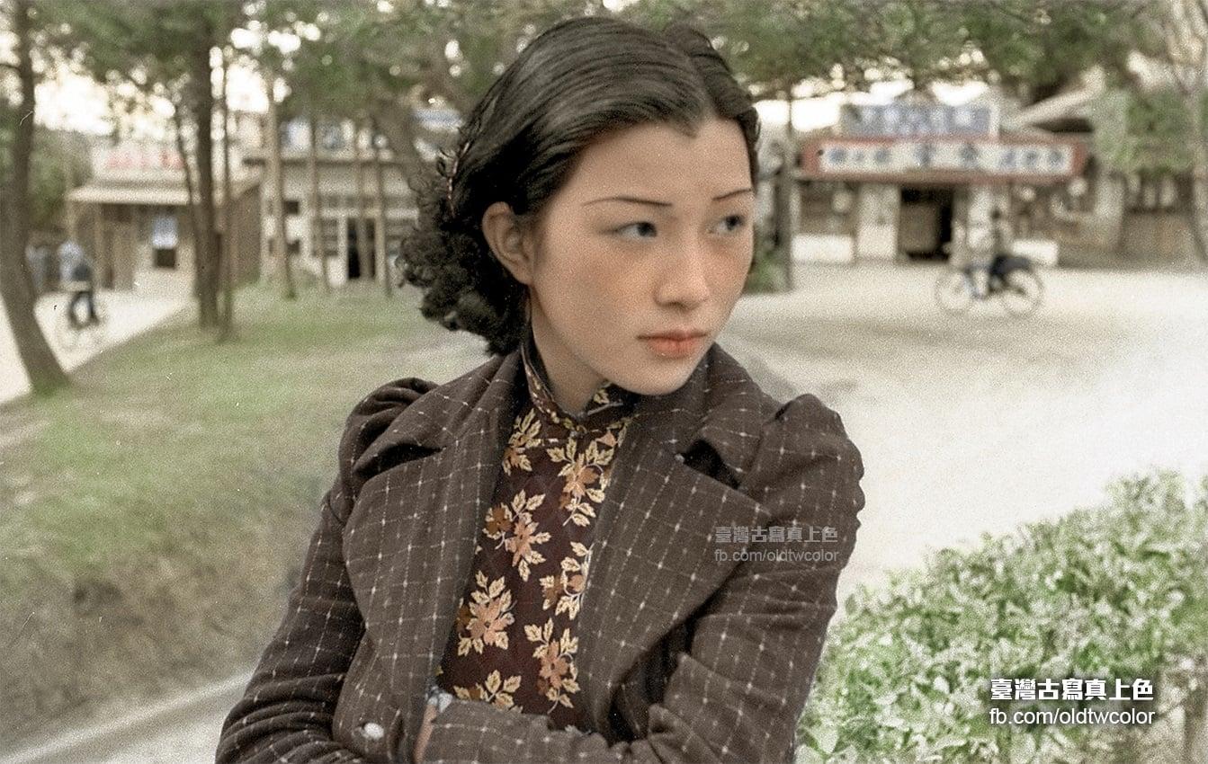 彩繪鄧南光:還原時代瑰麗的色彩1924-1950