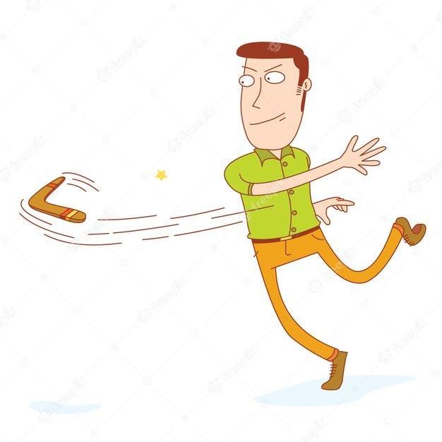 台灣最有趣的運動,就是看柯文哲射迴力鏢