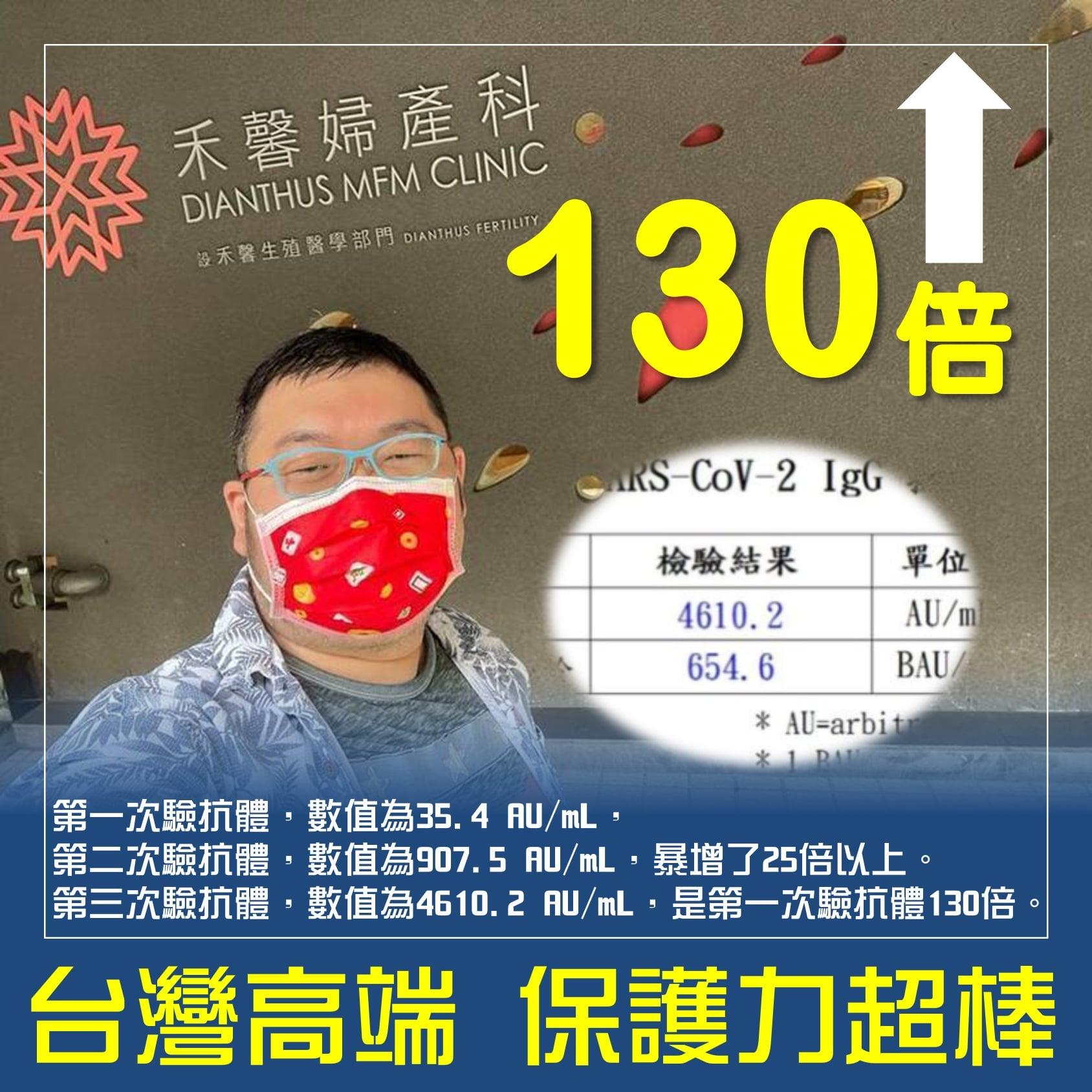 台灣高端,保護力超棒