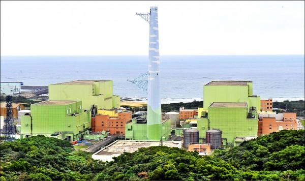 讓核四廠成為矽島龍頭