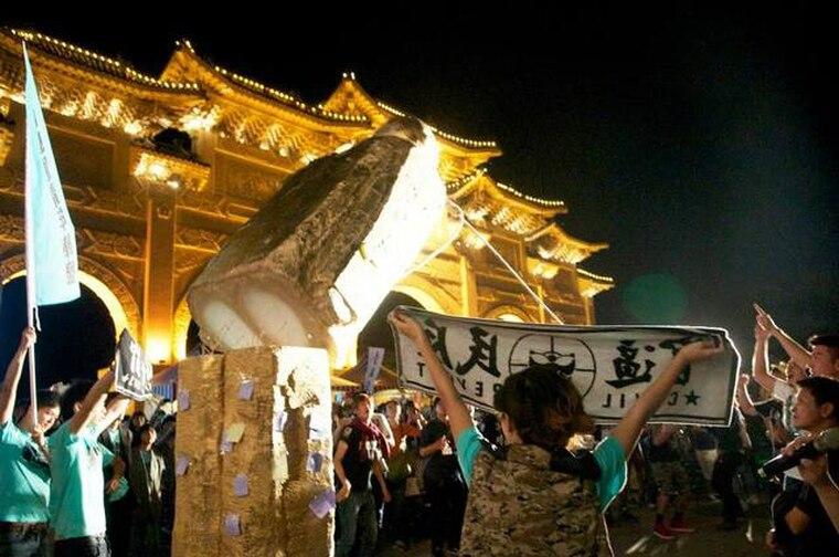 我是台灣人,我有苦悶|台灣沒有光復,只是淪陷