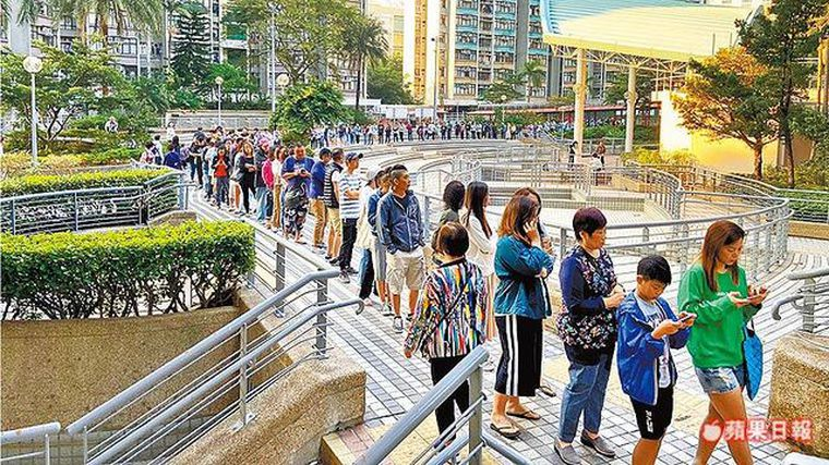 2020這一局,台灣人不能輸香港人