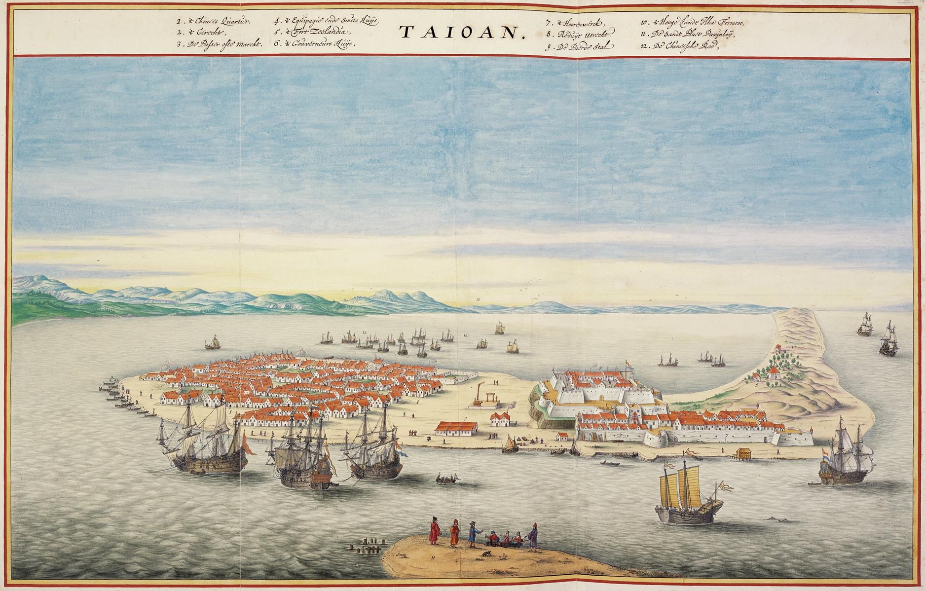 從王家祥的筆中:看見台灣