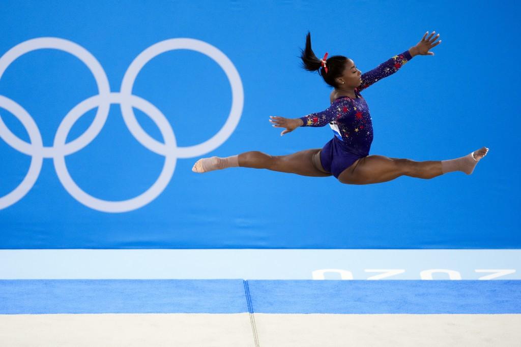在東奧球場看到的「奧運精神」