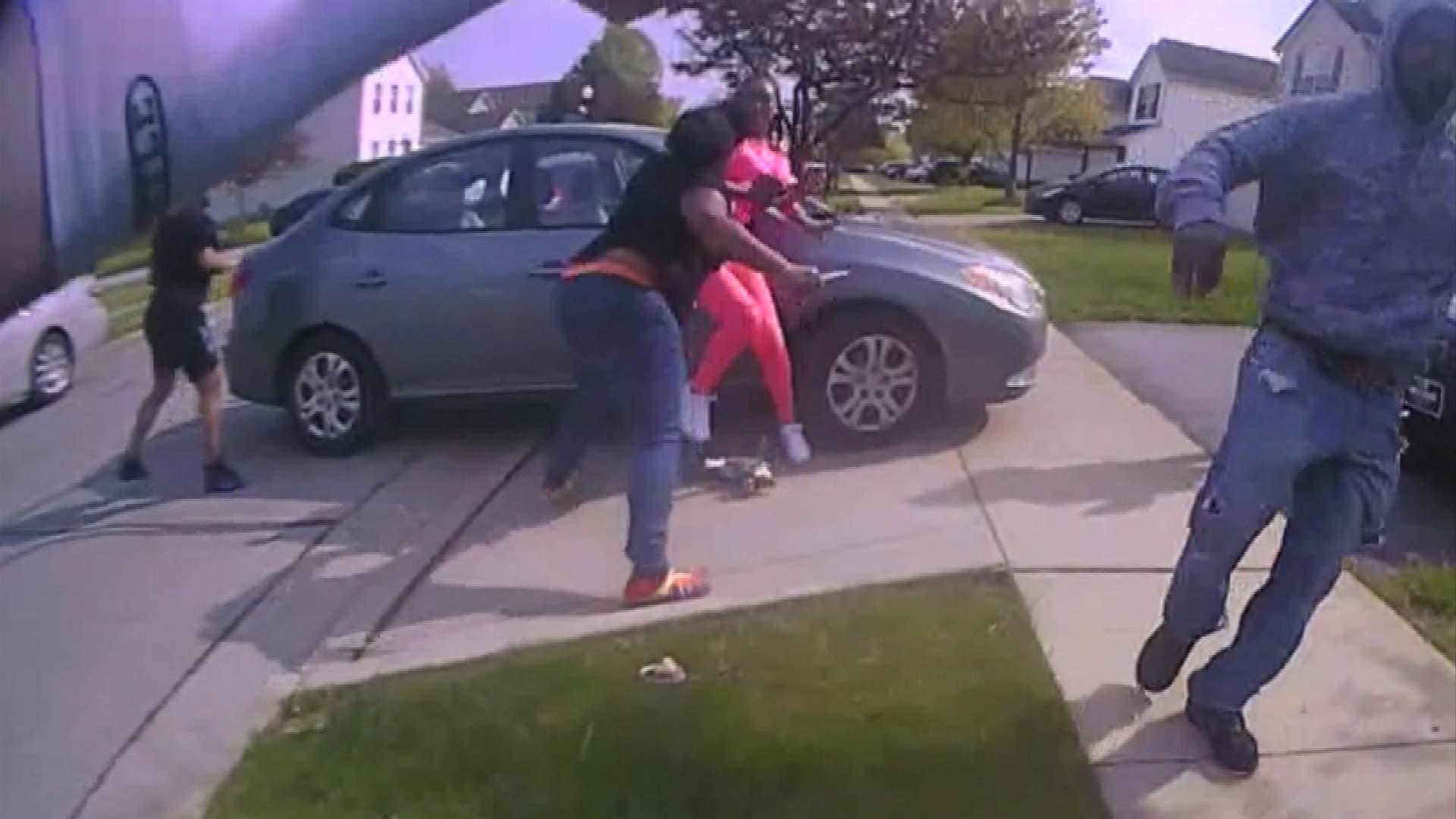NBC刪除黑人少女持刀攻擊的畫面