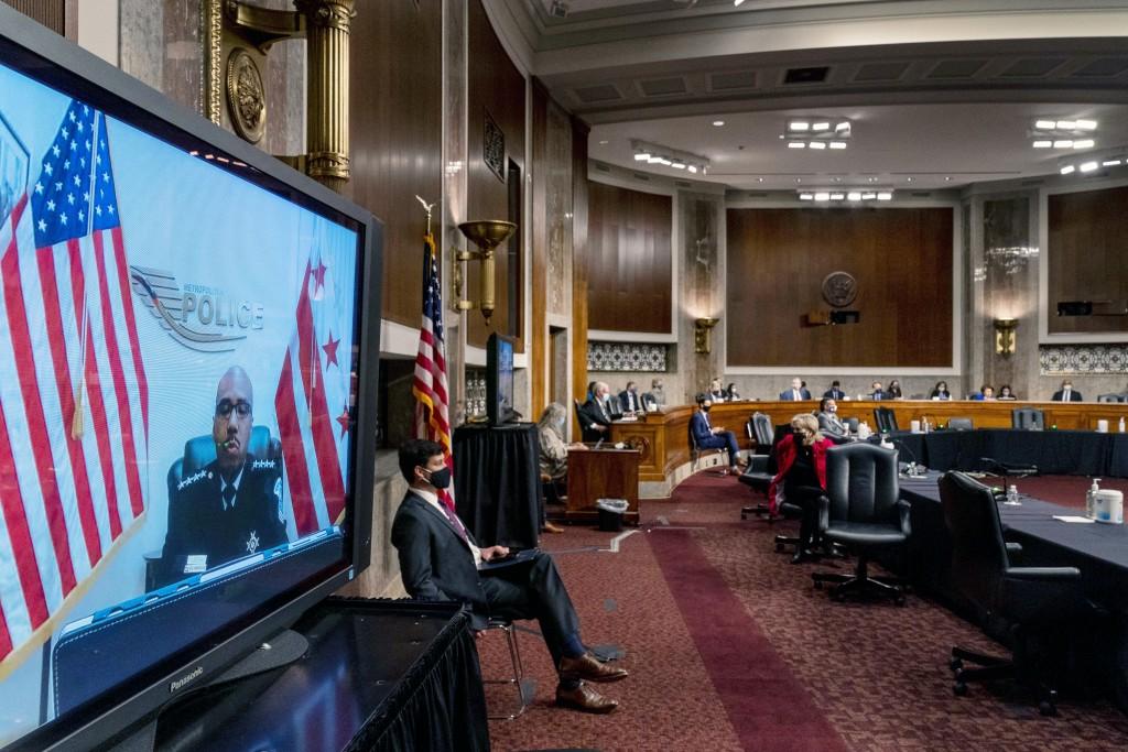 參議院聽證,一月六日暴動早有預謀