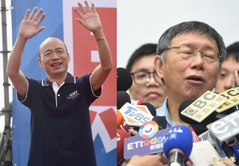 高雄市長或許很鬧,但沒有台北市長噁心